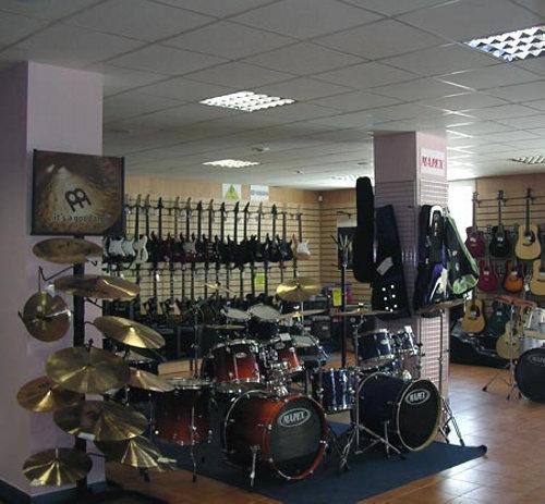 Магазин музыкальных инструментов srazukupi.ru в Новосибирске
